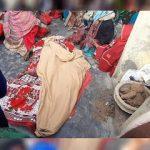 वजीरपुर : अंगीठी जलाकर सोया पूरा परिवार खत्म