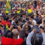 दिल्ली विधानसभा चुनाव: जनसभा कर जेजेपी ने शुरू किया चुनाव अभियान