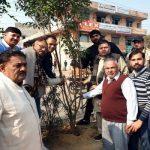 पर्यावरण को स्वच्छ रखना नागरिकों का नैतिक कर्तव्य : नीरज शर्मा