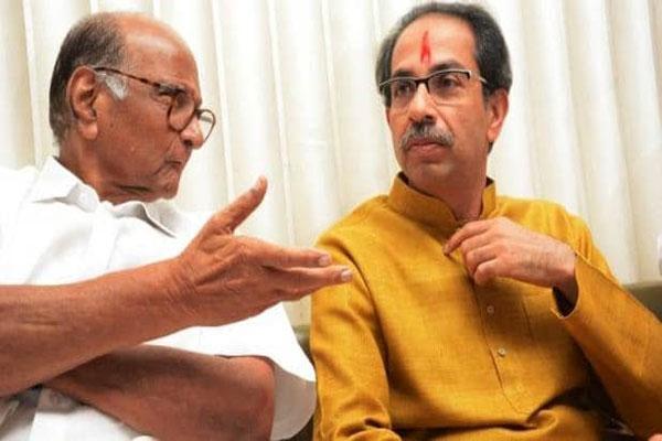 चुनाव के दौरान शरद पवार- उद्धव ठाकरे का फ़ोन हुआ टैप , उद्धव सरकार ने जांच के दिए आदेश
