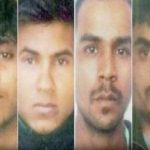 निर्भयाकांड के चार में से तीन दोषियों ने कोर्ट का किया रुख, कोर्ट ने फौरन किया निपटारा