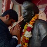 जींद जिले की सबसे ऊंची प्रतिमा का उप-मुख्यमंत्री ने किया शिलान्यास