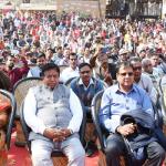 हरियाणा विधानसभा के स्पीकर ज्ञानचंद गुप्ता ने सूरजकुंड मेले का किया दौरा