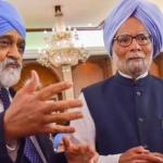 पूर्व प्रधानमंत्री मनमोहन सिंह ने केंद्र सरकार पर साधा निशाना, बोले - मंदी शब्द नहीं स्वीकार रही मोदी सरकार