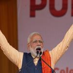 PM नरेंद्र मोदी ने की दिल्ली-वासियों से अपील, बोले वोटिंग का बनाएं नया रिकॉर्ड