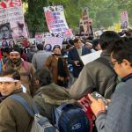 CAA-NRC के खिलाफ जामिया छात्रों ने निकाला मार्च, मंडी हाउस पर किया प्रदर्शन