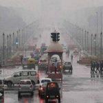 दिल्ली-NCR में बारिश शुरू, कई राज्यों में भारी बारिश और बर्फबारी की चेतावनी