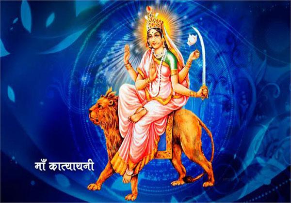 छठे दिन ऐसे करें मां कत्यायनी की पूजा, जानें मंत्र और भोग की विधि