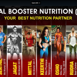 Animal Booster Nutrition supports top Body Builders on their way to create their popularity worldwide