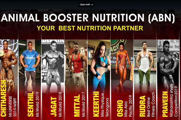 Animal Booster Nutrition