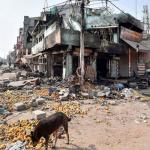 दिल्ली हिंसा: हालात हो रहे है सामान्य, लेकिन अभी भी डर का है माहौल