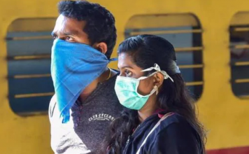 Two cases of corona virus surfaced in Noida