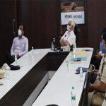 कंटेनमेंट जोन में लॉ एंड ऑर्डर स्थिति पर कड़ी नजर रखी जाए : राजीव गौबा