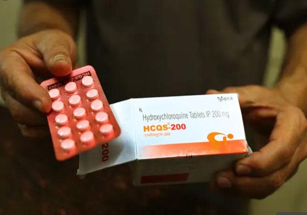मरीजों को नहीं मिल रही Hydroxychloroquine दवां जिम्मेदार कौन ?