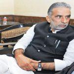 राज्यमंत्री कृष्णपाल गुर्जर ने की लोगों से घरों में रहने की अपील