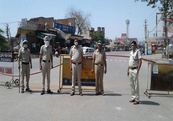 पुलिस ने 5 FIR दर्ज कर 10 लोगों को किया गिरफ्तार