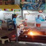 वैष्णो देवी मंदिर में दुर्गा अष्टमी पर हवन यज्ञ का आयोजन