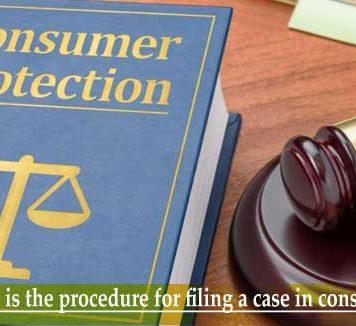 case consumer court
