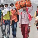 अलग-अलग राज्यों के मजदूरों का हंगामा, घर जाने के लिए सरकार पर बरसे