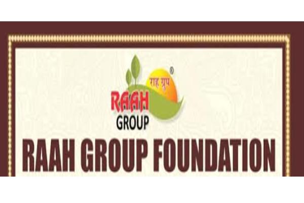 राह ग्रुप फाउंडेशन ने 40 मीडिया कर्मियों को किया कोरोना योद्धा अवार्ड से सम्मानित
