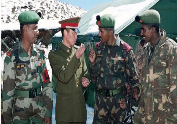 भारत-चीन के बीच बढ़ता जा रहा तनाव, पूर्वी लद्दाख में दोनों देशों ने बढ़ाई अपनी सेना