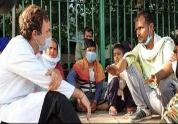 राहुल गांधी ने यूट्यूब पर शेयर की डॉक्यूमेंट्री, प्रवासी मजदूरों ने बताया दर्द