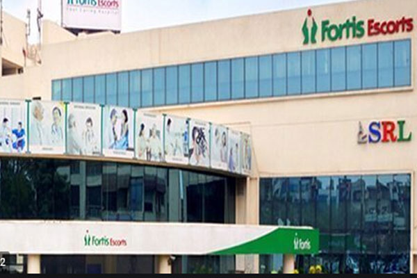 युवती ने फोर्टिस अस्पताल में मैनेजर पर लगाया छेड़छाड़ का आरोप
