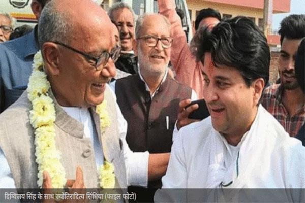 सिंधिया, दिग्विजय, प्रियंका समेत 60 राज्यसभा सदस्यों का शपथ ग्रहण थोड़ी देर में