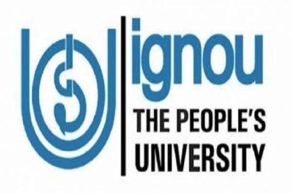 IGNOU: यूजी-पीजी कोर्सेस में प्रोविजनल एडमिशन की सुविधा, 15 अक्तूबर तक कर सकते हैं आवेदन