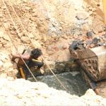 30 फीट गहरी डिग्गी में गिरे किसान को बचाने के लिए रेस्क्यू ऑपरेशन के बाद एनडीआरएफ को भी बुलाने की तैयारी