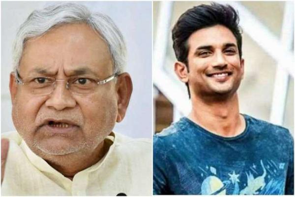 सुशांत के पिता ने बिहार सीएम से की CBI जांच की मांग