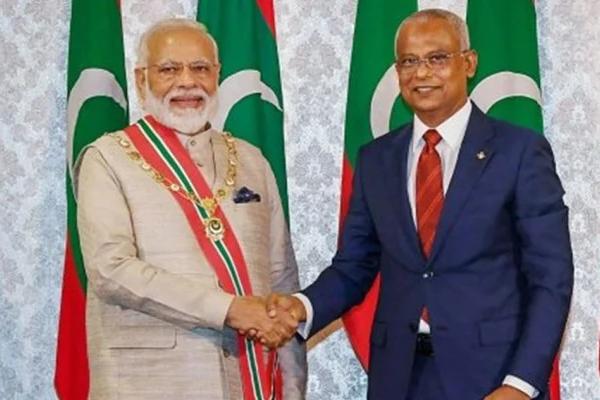 वित्तीय सहायता पर मालदीव के राष्ट्रपति ने भारत का जताया आभार, पीएम मोदी बोले- कोरोना से लड़ाई रहेगी जारी