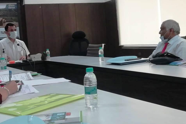 नेहरू युवा केंद्र की जिला युवा कार्यक्रम सलाहकार समिति की बैठक आयोजित
