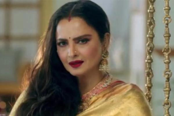"""Rekha Film Actress का छोटे परदे पर डेब्यू , """"गुम है किसी के प्यार में"""" आएगी नजर"""