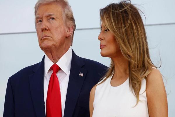 अमेरिकी राष्ट्रपति ट्रंप कोरोना पॉजिटिव, पत्नी मेलानिया भी चपेट में