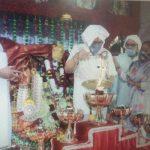 सिद्धपीठ वैष्णोदेवी मंदिर में नवरात्रों के पहले दिन हुई मां शैलपुत्री की भव्य पूजा
