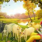 Gopashtami 2020: गोपाष्टमी पर गाय-बछड़ों की पूजा से बढ़ेगा सुख-सौभाग्य, जानें पूजन विधि