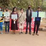 शरद फाउंडेशन द्वारा छठे स्वच्छता अभियान के अन्तर्गत बी. के अस्पताल में सफाई अभियान, वृक्षारोपण एवं जागरूकता अभियान आयोजित