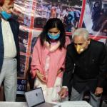 शरद फाउंडेशन के मिशन रोजगार की वेबसाइट सी.जे.एम मंगलेश चौबे एवं पद्मश्री डॉ ब्रह्मदत्त के हाथों हुई लॉन्च