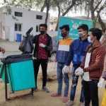 शरद फाउंडेशन द्वारा सिविल अस्पताल बी.के में नौंवा राजकीय अस्पताल स्वच्छता एवं सुंदरता अभियान आयोजित