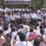 किसानों के साथ आज डॉक्टरों का भी विरोध-प्रदर्शन,आयुर्वेद के छात्रों को सर्जरी की अनुमति के खिलाफ आईएमए एकजुट