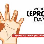 """राष्ट्रपिता की पुण्यतिथि पर ही क्यों मनाया जाता है """"विश्व कुष्ठ रोग दिवस"""", पढ़िए रिपोर्ट"""