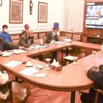 हरियाणा : वित्त मंत्री के साथ मनोहर लाल की बैठक, सीएम ने केंद्र से मांगे पांच हजार करोड़