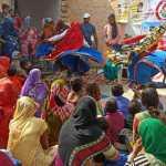 महिला एवं बाल विकास विभाग द्वारा पोषण जागरूकता अभियान