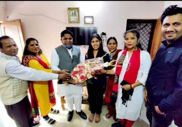 कृतिका शुक्ला की उपलब्धि से पूरा बल्लभगढ़ शहर गौरवान्वित