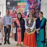 राज्य स्तरीय टैलेंट सर्च और रंगोत्सव प्रतियोगिता में बने विजेता