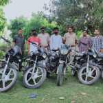 सीआईए सेंट्रल ने किया मोटरसाइकिल चोर गिरोह का भंड़ाफोड़, 2 आरोपी गिरफ्तार
