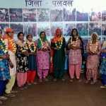 अंतर्राष्ट्रीय महिला दिवस के अवसर पर ग्रामीण आँचल की महिलाओ को किया सम्मानित