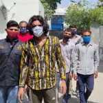पुलिस को मिली कामयाबी:व्यापारी को घर के पास से अपहरण कर हत्या करने वाले तीन बदमाश गिरफ्तार, लूट के इरादे से की गई थी वारदात