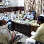 निजीकरण को लेकर प्रदेश के कर्मचारी करेंगे कैबिनेट मंत्री के आवास पर प्रदर्शन